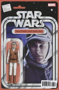 Star Wars #23 (Action Figure Variant Cover) (28.09.2016)