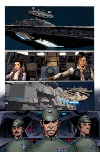 Star Wars #22 - Vorschauseite 3