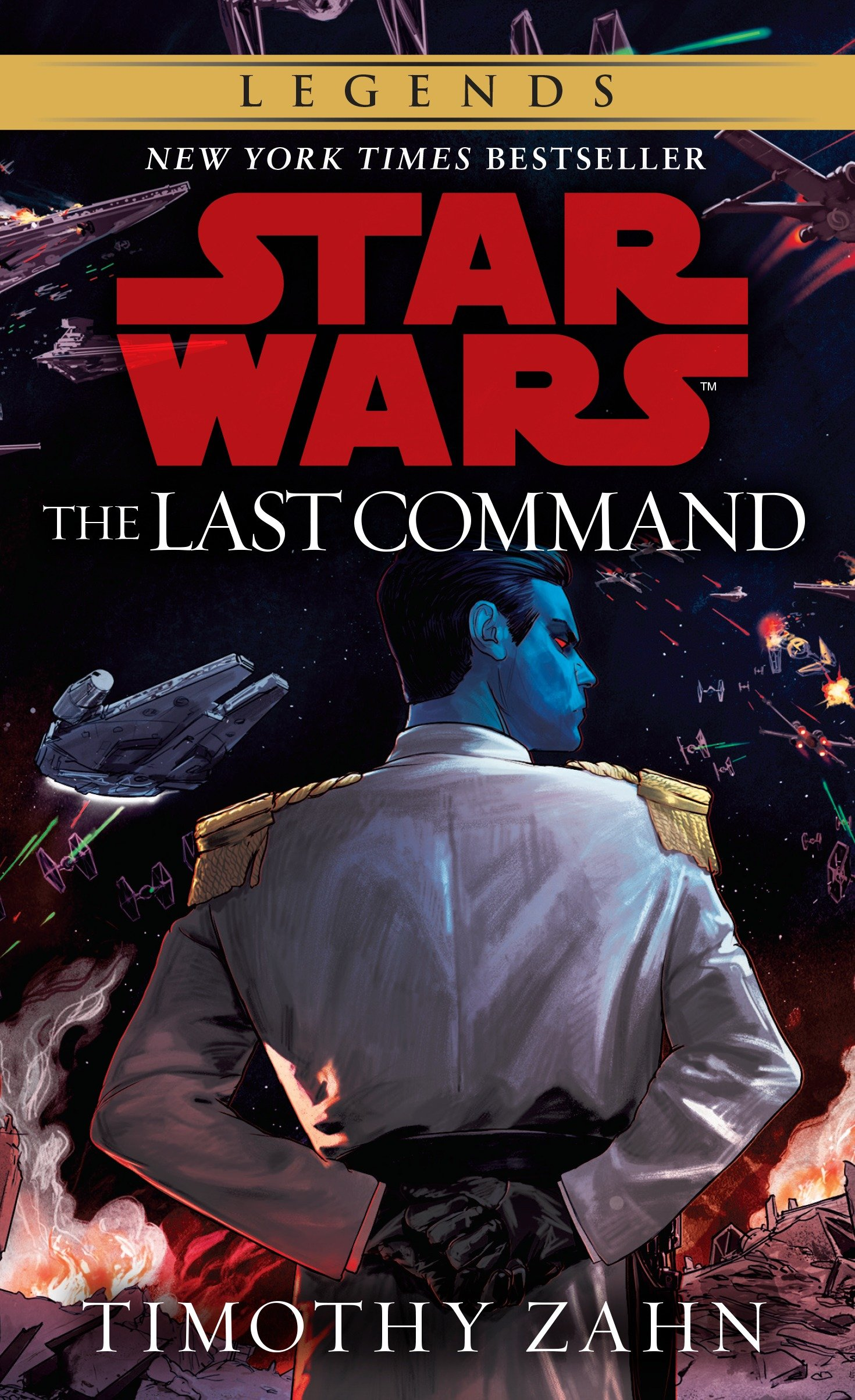 The Last Command (27.09.2016)
