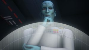 Thrawn in Rebels Staffel 3