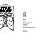 Star Wars: 100 Motive zum Ausmalen und Entspannen - Vorschauseite 1