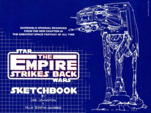The Empire Strikes Back Sketchbook (Juni 1980)