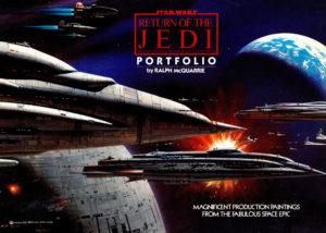 Return of the Jedi Portfolio (Juni 1983)