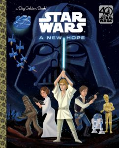 Star Wars: A New Hope - A Big Golden Book (04.04.2017)