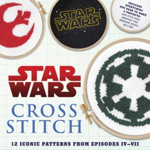 Star Wars: Cross Stitch Kit: 12 Patterns from Episodes IV-VII (September 2016)