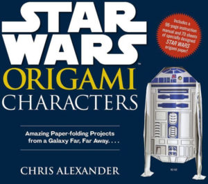 Star Wars Origami (21.09.2016)