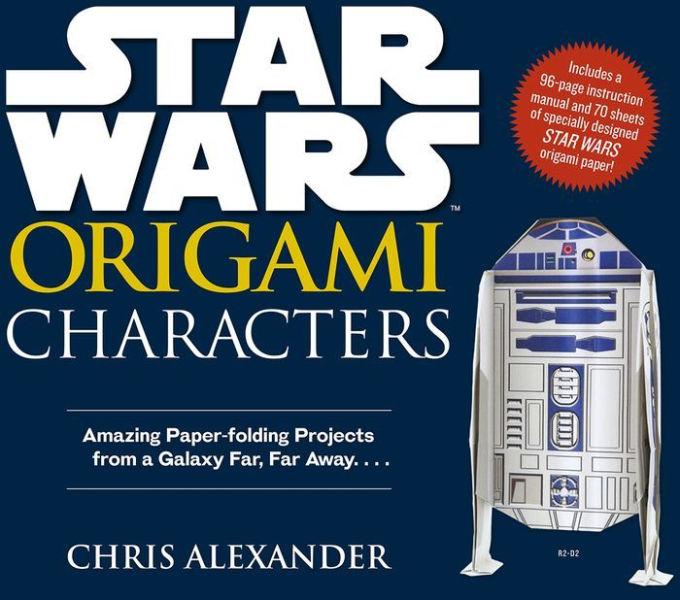 star wars origami chris alexander pdf