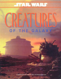 Creatures of the Galaxy (Dezember 1994)