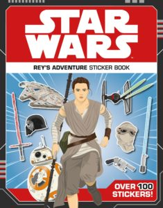 Rey's Adventure Sticker Book (06.04.2017)