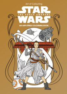 Art of Colouring: Star Wars: The Force Awakens (02.03.2017)