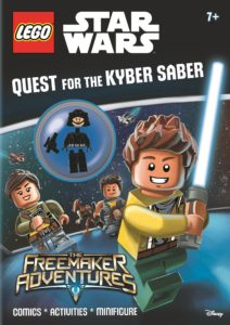 LEGO Star Wars: Quest for the Kyber Saber (06.04.2017)