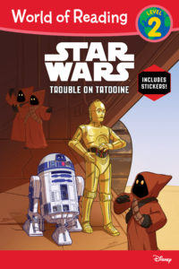 Trouble on Tatooine (World of Reading Level 2) (02.05.2017)