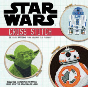 Star Wars Cross-Stitch (23.09.2016)