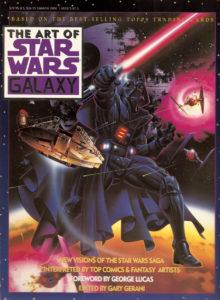 The Art of Star Wars Galaxy (November 1993)