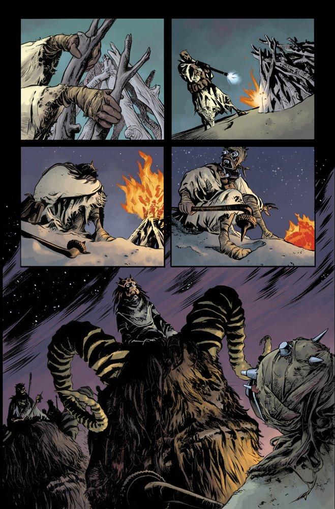 Darth Vader #25 - Vorschauseite 4
