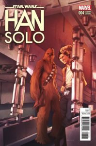 Han Solo #4 (Jamal Campbell Variant Cover) (12.10.2016)