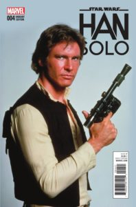 Han Solo #4 (Movie Variant Cover) (12.10.2016)
