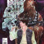 Han Solo #4 (Dustin Nguyen Variant Cover) (12.10.2016)