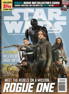 Star Wars Insider #170 - Rebels Cover (16.12.2016)
