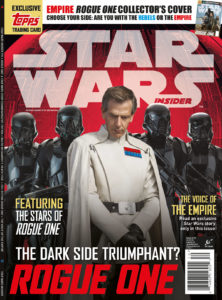 Star Wars Insider #170 - Empire Cover (16.12.2016)