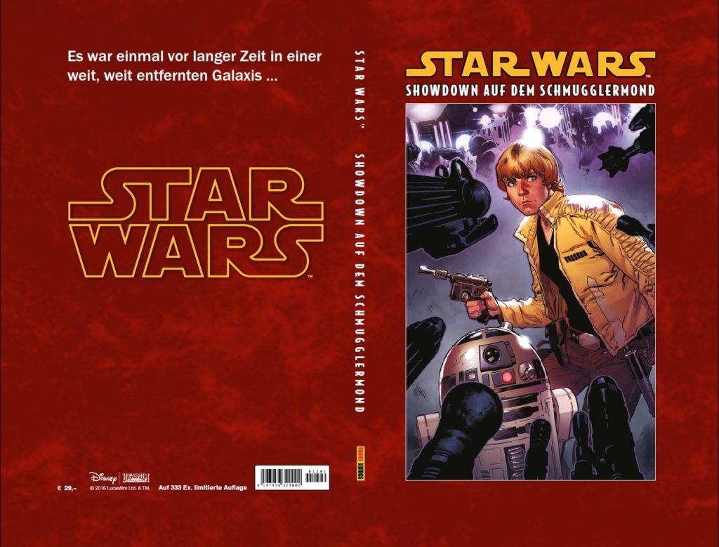 Star Wars, Band 2: Showdown auf dem Schmugglermond (Limitiertes Hardcover) (18.10.2016)