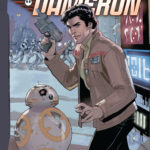 Poe Dameron #7 (Terry Dodson Variant Cover) (26.10.2016)