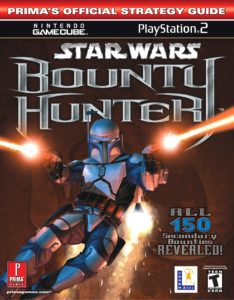 Bounty Hunter: Prima's Official Strategy Guide (26.11.2002)