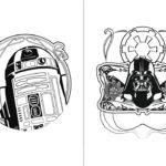 Star Wars: 100 Motive zum Ausmalen und Entspannen - Vorschauseite 8