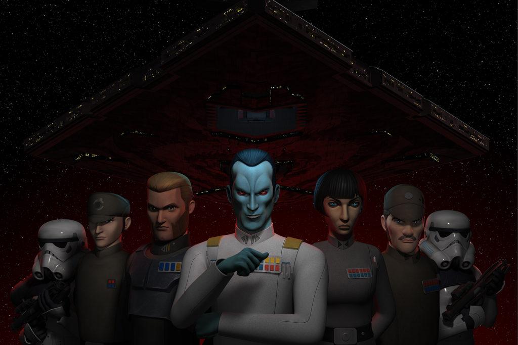 Star Wars Rebels Staffel 3 Free Tv