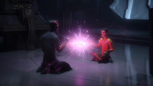 "DARTH MAUL & EZRA in ""Holocrons of Fate"""
