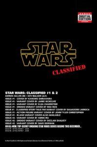 <em>Star Wars: Classified</em>