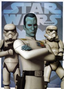 Star Wars Insider #169 (Subscriber Cover)