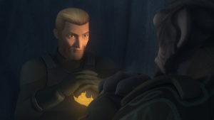 Agent Kallus gewinnt stark an Profil in Eis und Ehre.