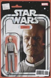 Star Wars #24 (Action Figure Variant Cover) (26.10.2016)