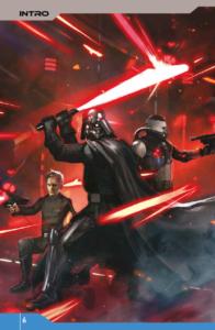 Star Wars Comic-Kollektion, Band 3: Darth Vader und das Geistergefängnis - Bonusmaterial