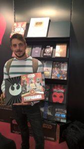 Julian und Star Wars: Propaganda