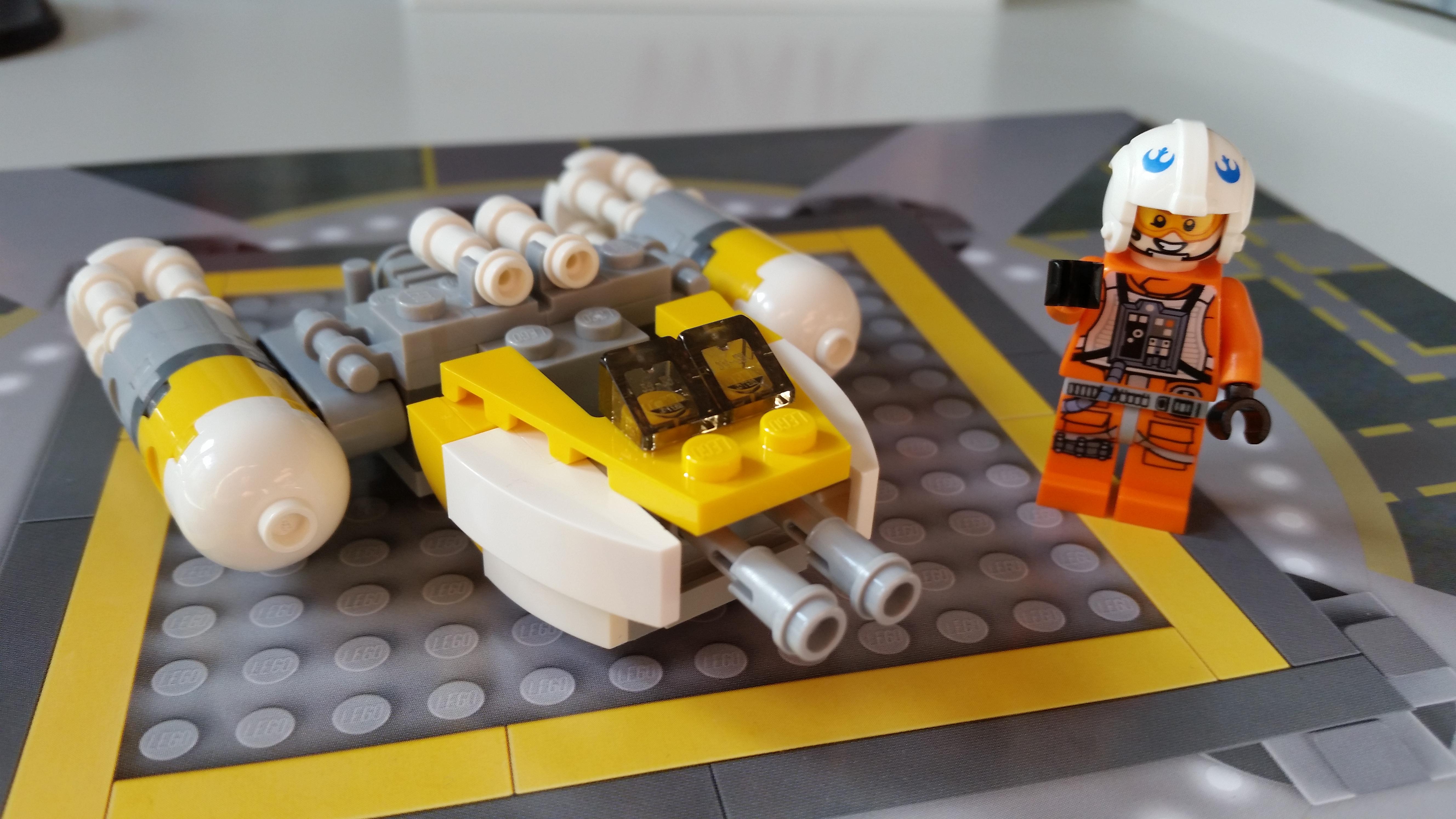 lego star wars selber bauen anleitung good gebraucht lego. Black Bedroom Furniture Sets. Home Design Ideas