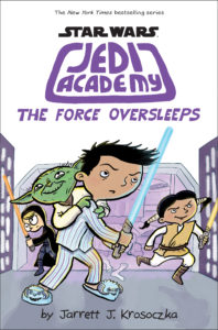 Jedi Academy 5: The Force Oversleeps (25.07.2017)