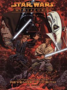 Star Wars Miniatures: Ultimate Missions: Revenge Of The Sith (Mai 2005)