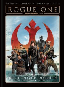 Rogue One: A Star Wars Story - The Official Collectors Edition (17.01.2017)