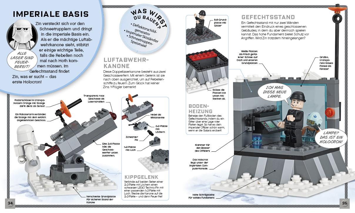 Rezension: LEGO Star Wars: Abenteuer selbst gebaut! – Jedi-Bibliothek