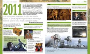 Star Wars: Die offizielle Geschichte von 1977 bis heute - Vorschauseite 1
