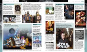 Star Wars: Die offizielle Geschichte von 1977 bis heute - Vorschauseite 3