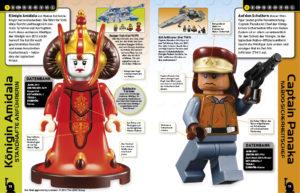 LEGO Star Wars: Lexikon der Minifiguren - Vorschauseite 1