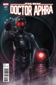 Doctor Aphra #1 (Rod Reis Droids Variant Cover) (07.12.2016)