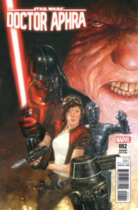 Doctor Aphra #2 (Dave Dorman Variant Cover) (21.12.2016)