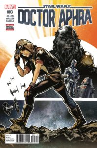 Doctor Aphra #3 (18.01.2017)