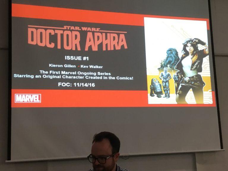 Doctor Aphra Präsentation