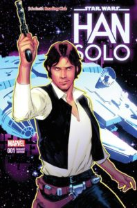 Han Solo #1 (Sara Pichelli Scholastic Reading Club Variant Cover) (05.10.2016)