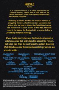 Han Solo #4 - Vorschauseite 1